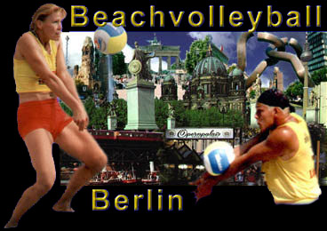 Beachvolleyball Berlin